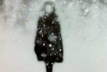 Snow... magical snow! / by C Vollmert