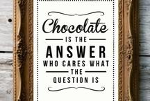 Chocolat / by C Vollmert