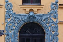 Knock, knock... / by C Vollmert