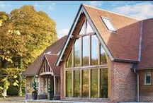 Timber Frame Homes / Stunning timber frame homes by STA members.