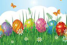 Húsvét / Easter / by Jolán Szabó