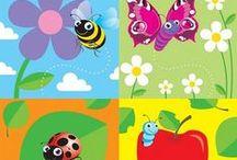 Lepkék,méhek,bogarak / Butterflies,bees,bugs / by Jolán Szabó