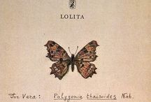Lolita by: Vladimir Nabokov / This is my favorite book EVER!!!! I am in love with it!!! / by Taylor Yarbrough