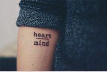 ink on skin ·