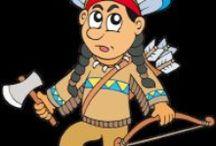 Indianen en Cowboys