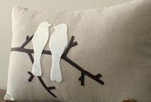 Kussens  / pillows / mooie kussens om eens te maken