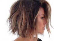 cabelos / Cabelos, cores, cortes, texturas