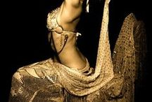 bellydance | tribal | costumes | ATS | postures