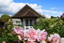 Gardens / Pictures from Clercyhouse, Sissinghurst gardens e.a.