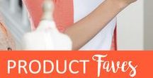 Favorite Products / Michelle Archer's favorite direct sales finds!