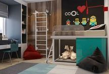 Camera copiilor/Kids room