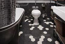 Decor podea/Floor design