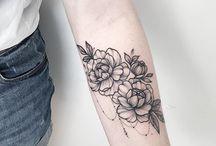 tattoo & piercing / Tatuagens, caligrafias, desenhos, geometria, linhas e pontos, cores, piercings,