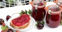 Marmeladen Marmelandenrezepte vegan / Marmeladen - selbst gemachte Marmeladen - Vegane Rezepte von Kleinstadthippie - Vegan Food Blog