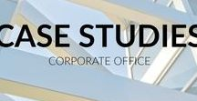 Case Studies - Corporate Office / Case Studies of Corporate Office Planning and Design