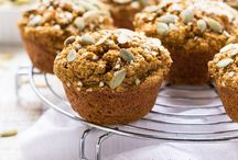 Muffins, bread, bars & bites (V)
