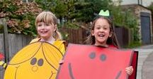 World Book Day / One of the best days of the year for schoolchildren around the globe: World Book Day is upon us once again! We've gathered a selection of amazing costumes from previous World Book Day star pupils (and teachers) to inspire and excite!