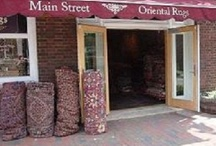 Oriental Rug Dealer / We are located at 8290 Main Street, Ellicott City, MD and deal the finest quality Oriental Rugs at the most affordable prices.