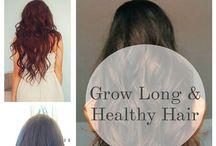 Hair Care & Styles / Beauty, hair, hair tips, make up, hair styles, layered hair cut, long layers, balyage, highlights, updos, hair repair , hair removal, hair growth, healthy hair