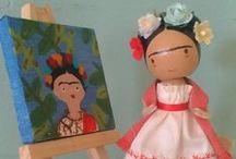 ~Kokeshi and dolls/toys~ /  dolls, toys
