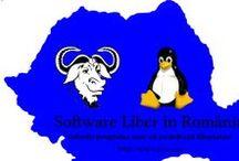 Software Liber (Free Software)) / Programe libere (GNU/Linux și altele), în România și în lume
