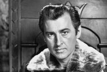 Stewart Granger / Possibly the most handsome man I ever laid eyes on.  Gorgeous physic and marvelous voice.  What's not to love? / by JC Eriksen
