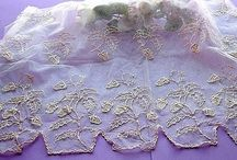 Antique Lace,Trim & Etsy Treasures I Bought!