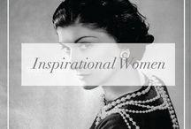 // Inspirational Women //