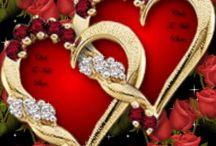 San Valentín day / Amor y amistad / by Silvia Estevez