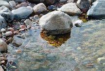 ~I Love Watercolor stones,rocks, waterfall, rivers, lakes...~ / Watercolor stones, watercolor rocks, watercolor waterfall, watercolor rivers, watercolor lakes