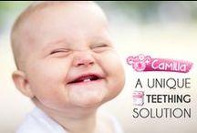 Teething - Camilia