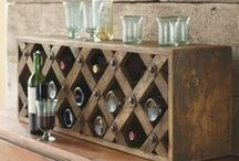 Wine Storage / Inspiration to show off your collection