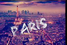 Paris / Lovely pictures of Paris <3