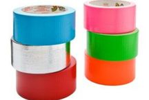 Duck Tape / Anything duck tape!