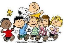 Charlie Brown and the Peanuts Gang / by Rae Transue