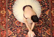 Beauty On Beauty / The elegance of fine oriental rugs