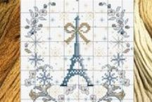 French cross stitch designs / French cross stitch designs and patterns