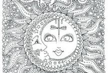 ♥︎✎Colouring Pages ✐♥︎