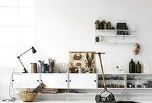 Regale und Sideboards I Shelfs and Sideboards