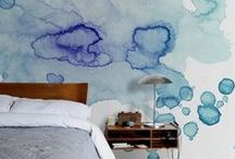 Tapeten und Wallstickers I Wallpapers and Stickers