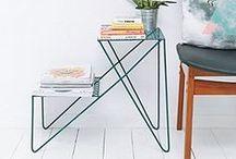 Beistelltische I Side Tables