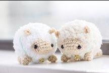 Crochet Amigurumis inspiration