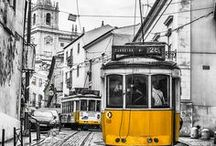 Exploring Portugal / A board with inspiration & experiences from Portugal