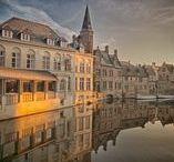 Exploring Belgium / Towns, Cities & places of interest in Belgium