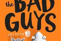 BERED-LIJ:The baddies / LITERATURA INFANTIL Y JUVENIL INGLESA. temática los malos ¿son malos de verdad o son ideas nuestras? ¿todos son malos? ¿Solo hay malos en los cuentos?. No enfocar solo a la literatura. HAY Q ESPECIFICAR EDAD LECTOR, AUTOR Y EDITORIAL.
