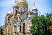 Exploring Russia / Towns, Cities & places of interest in Russia