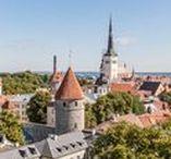 Exploring Estonia / Towns, Cities & places of interest in Estonia