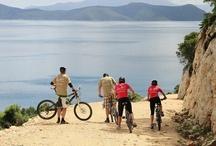 Mountain Biking in Lefkada, Greece