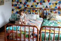 Kids room | Amaiakids / Always has been a source of great inspiration: the children's environment is a poetic vision of the world around us/them. See it through their eyes, give a material expression to an emotion that comes from the interior.