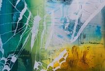 """JaneA ArtWork """"ColoredGraphic"""""""